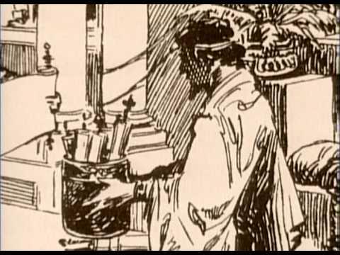 Les trésors de la bibliothèque d'Alexandrie (doc)