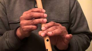 "Kasme vaade pyaar wafa sab on flute - ""Travails with my flute"""