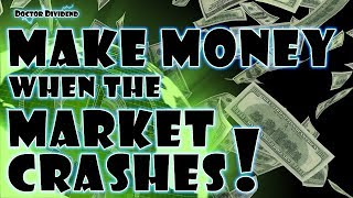 Make MONEY when the Market CRASHES!  | Robinhood APP