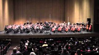 plano senior hs dvorak new world symphony 4th movement directed by brian coatney