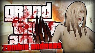 Zombie Andreas 4.0 - РЕЖИМ: УДЕРЖАНИЕ!