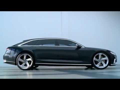 Audi prologue Avant: nuevo diseño en formato Avant