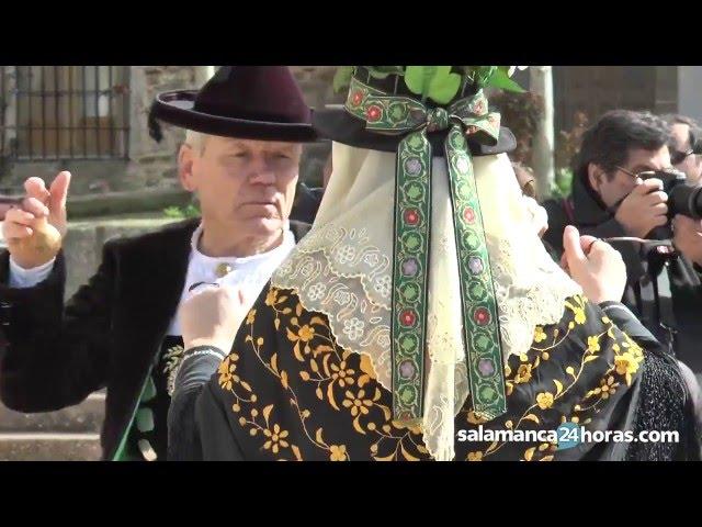 Día del Almendro 2016 en La Fregeneda