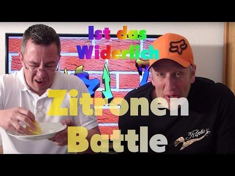 Zitronen Battle