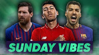 Should Barcelona Replace Luis Suarez With Roberto Firmino?! | #SundayVibes