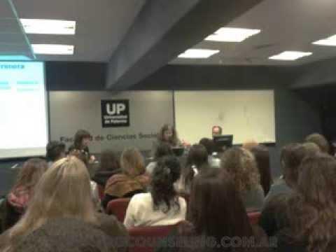 Arg Counseling - Dra. Margaret Warner desde la Universidad de Palermo