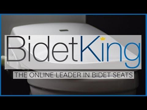 BidetKing.com   THE ONLINE LEADER IN BIDET SEATS