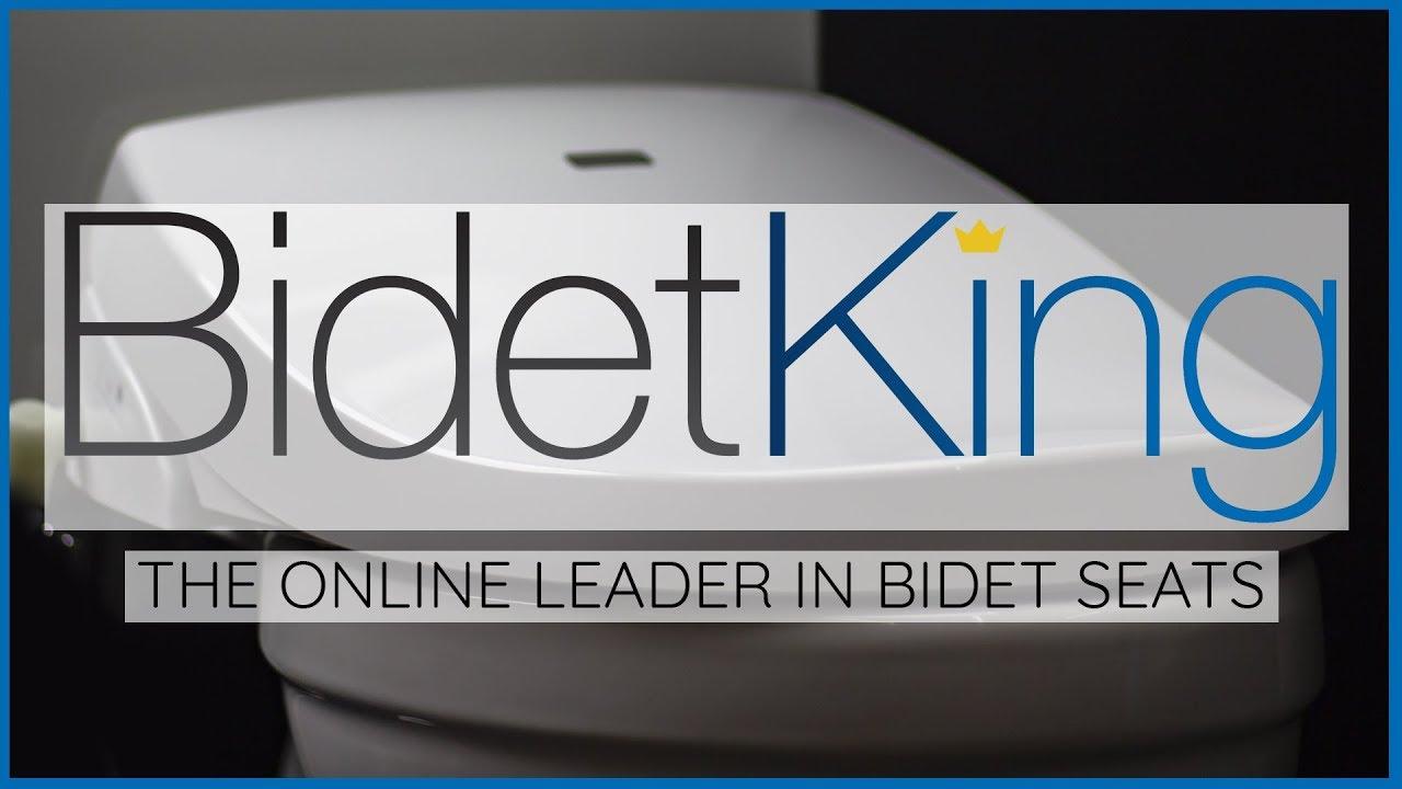 BidetKing.com | THE ONLINE LEADER IN BIDET SEATS - YouTube