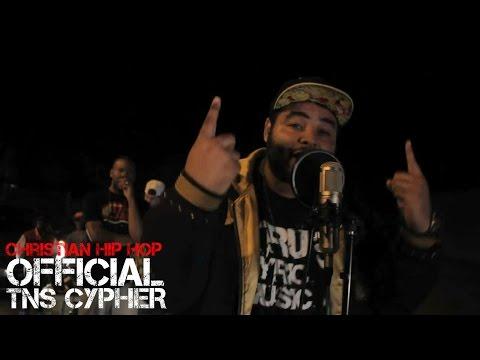 NEW Christian Rap 2015 - TNS Cypher - Tru Lyric (Ft. Ox, Herc, & Young Lyfe)(@ChristianRapz)