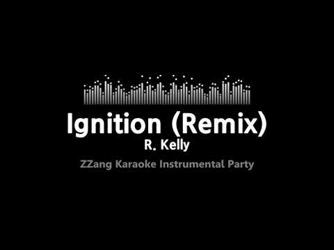 R. Kelly-Ignition (Remix) (Instrumental) [ZZang KARAOKE]