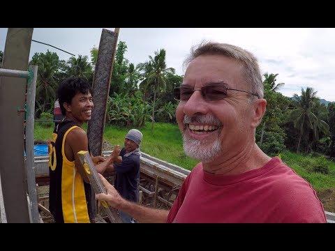VILLA FELIZ - EPISODE 107: WALLS UPON WALLS UPON WALLS (House Building in the Philippines)