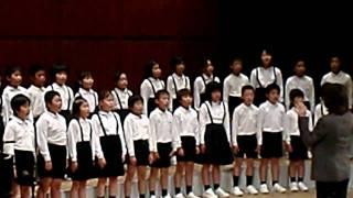 2010年10月14日、13時51分、坂出市教育文化祭音楽祭、松山小学校・王越小学校②