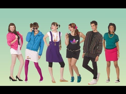 80s Fashion Youtube