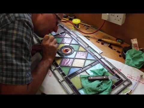 How to Restore a Stained Glass Window