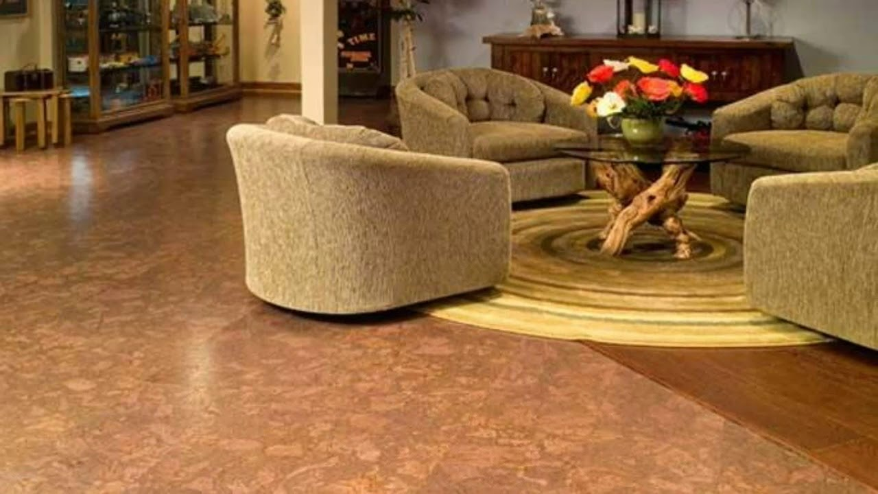 Cheap Basement Floor Options | Basement Flooring Ideas