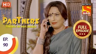 Partners Trouble Ho Gayi Double - Ep 90 - Full Episode - 2nd April, 2018
