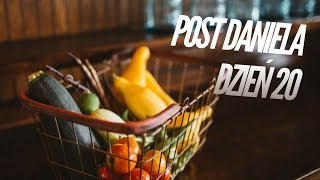 Post Daniela - dzień 20