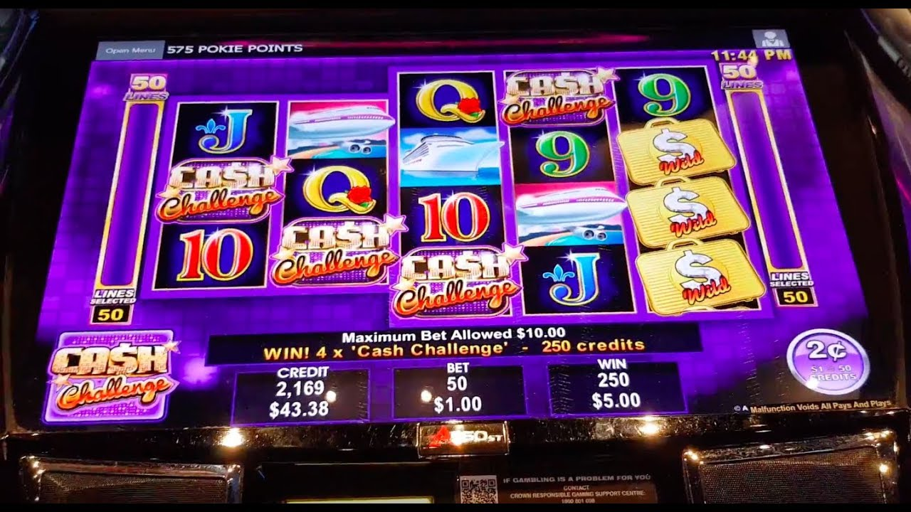 Crown Casino Minimum Bets