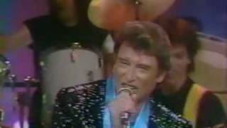 "JOHNNY HALLYDAY ""rien a personne"""