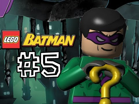 LEGO Batman - Villains - Episode 5 - Breaking Blocks (HD Gam