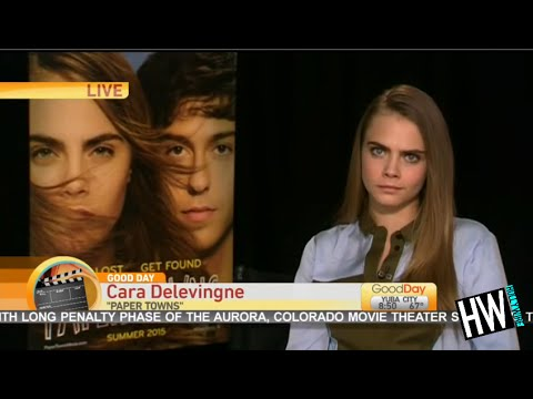 Cara Delevingne Delivers Purposely Awkward Answers On A Morning News Show