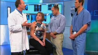 Dealing with a Frozen Shoulder on 'The Doctors'