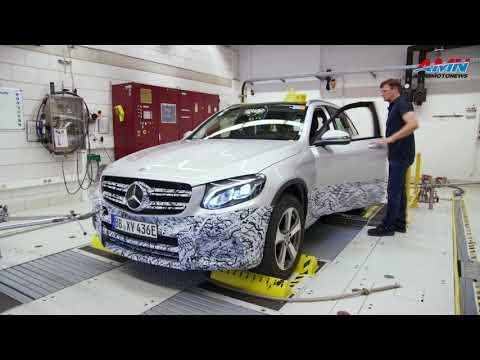 Mercedes GLC F-CELL, il modello di pre-produzione