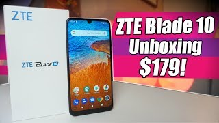 ZTE Blade 10 Unboxing  | Only $179!!!