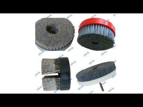Deburring/Custom Industrial Brush Qingdao Jinyun Feng Brush Co., Ltd  from China on www.us764.com