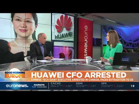 China outraged at arrest of Huawei CFO in Canada after US request | #GME