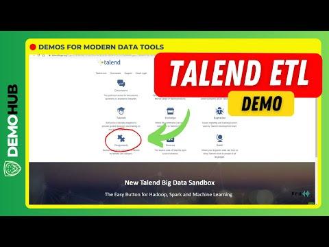 Talend ETL Tutorial: #1 Download And Install Talend Open Studio On Windows