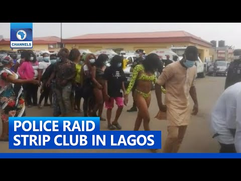 COVID-19: Police Arrest 45 More Fun Seekers At Lagos Nightclub