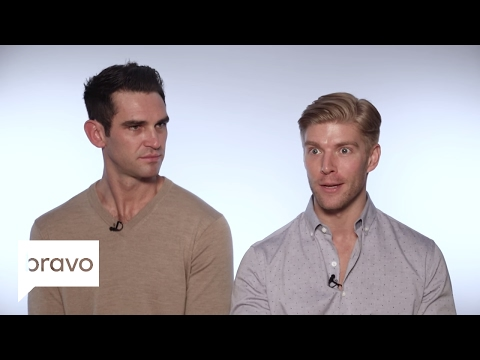 Summer House: Carl Radke and Kyle Cooke Describe a Perfect Summer House Roommate  (Season 1) | Bravo