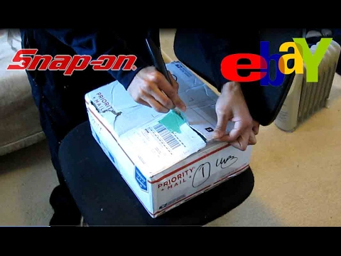 Snap-On Unboxing | Buying Snapon MG725 off Ebay