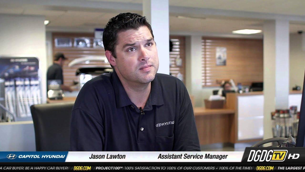 Capitol Hyundai San Jose >> Service Center Capitol Hyundai