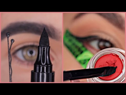 7 Fabulous Eye Makeup Looks And Tutorials (LEVEL 999😱) | Compilation Plus