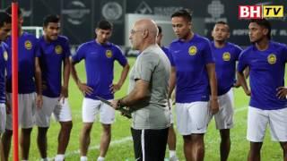 [KAPSUL BHTV] LIGA M - Malaysia vs Lubnan: Apa strategi Vingada?