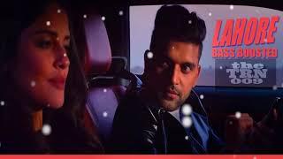 BASS BOOSTED  Guru Randhawa Lahore Official Video Bhushan Kumar  Vee  DirectorGifty  T Series