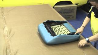 1965 Plymouth Satellite Bucket Front Seat Cover Installation