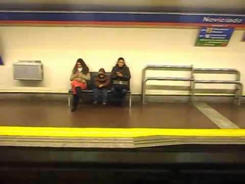 Metro De Madrid Linea 2 Santo Domingo Noviciado