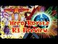 Hero Royale Round 3 Preview - Sophia vs Sabateil