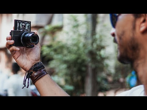 New Vlogging Camera | Sony RX100 Mark 5