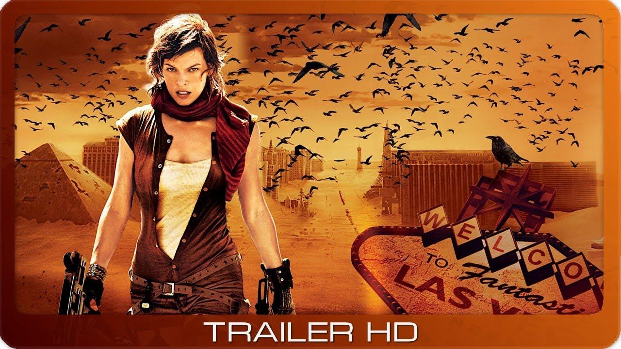 Resident Evil: Extinction ≣ 2007 ≣ Trailer ≣ German | Deutsch