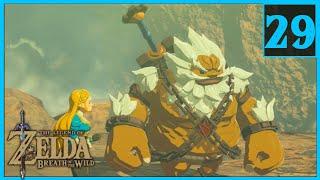 The Legend of Zelda: Breath of the Wild - Episode 29: Rudania's Emblem; Champion Daruk's Song