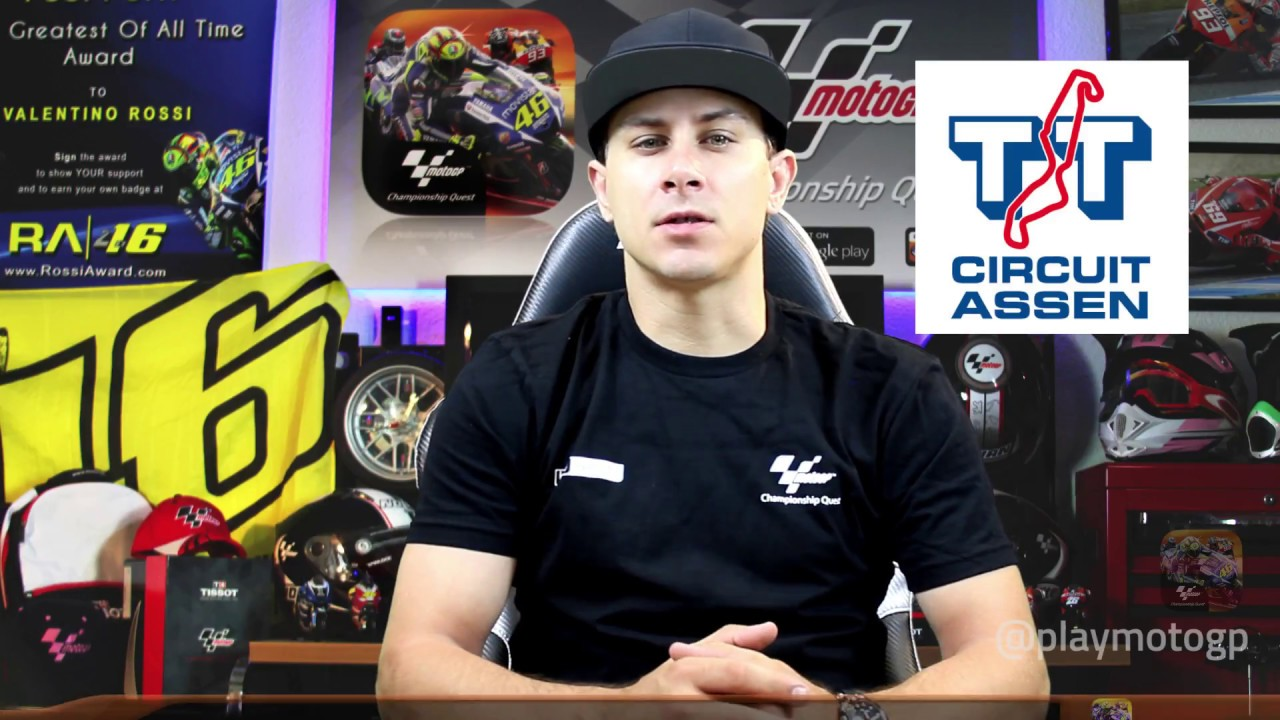 #DutchGP: 2017 MotoGP Fan World Championship Round 23 - YouTube
