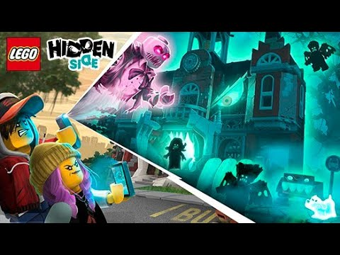 Lego The Hidden Side Unlimited Currency Mod Apk Youtube