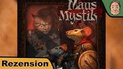 Maus und Mystik - Brettspiel - Anleitung und Review mit Alex