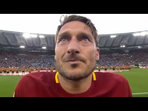 Francesco Totti [Rap] | Creo en ti | Despedida - Goodbye Rom