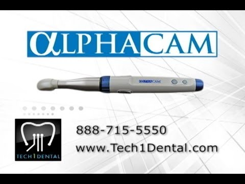 Sample: product promotional - dental camera
