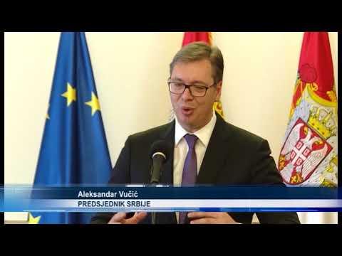 Srbija uzvratila: Recipročne mjere Hrvatskoj i Zvizdićevi mišići